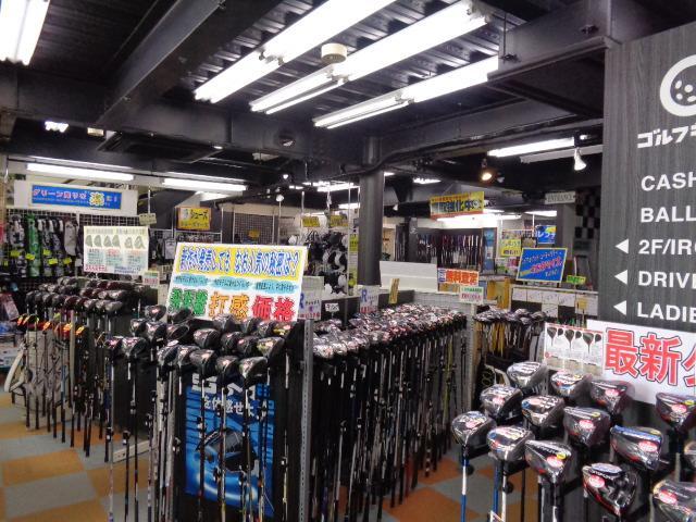 ゴルフキッズ京都南インター店 店舗写真
