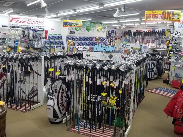 ゴルフキッズ草津店 店舗写真